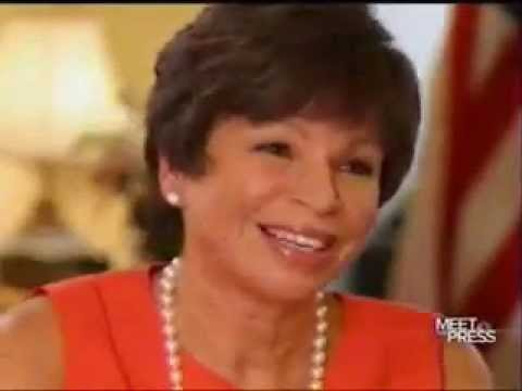 Valerie Jarrett says Michelle Obama Will Absolutely NOT Run For Office