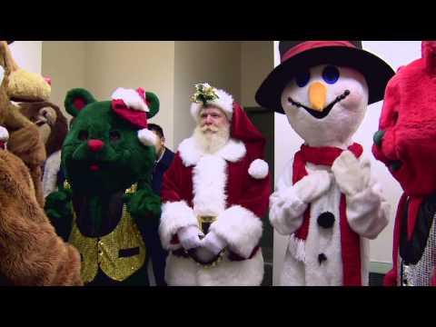 Becoming Santa Trailer