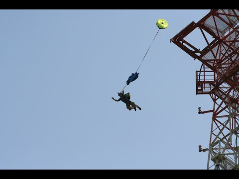 First Year of BASE Jumping