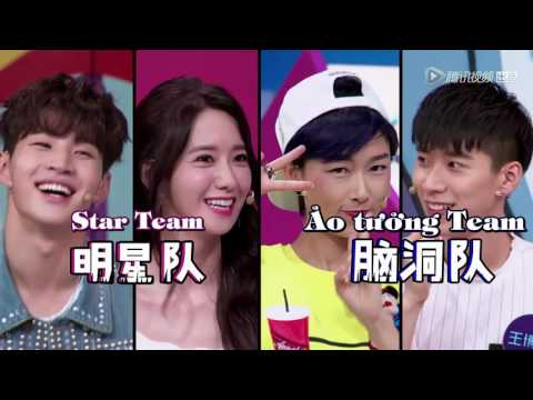 [VIETSUB][SNSD] Are You Normal - Hà Cảnh, Yoona, Henry  PART 1