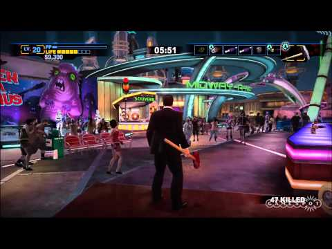 Dead Rising 2: Off the Record - Gameplay