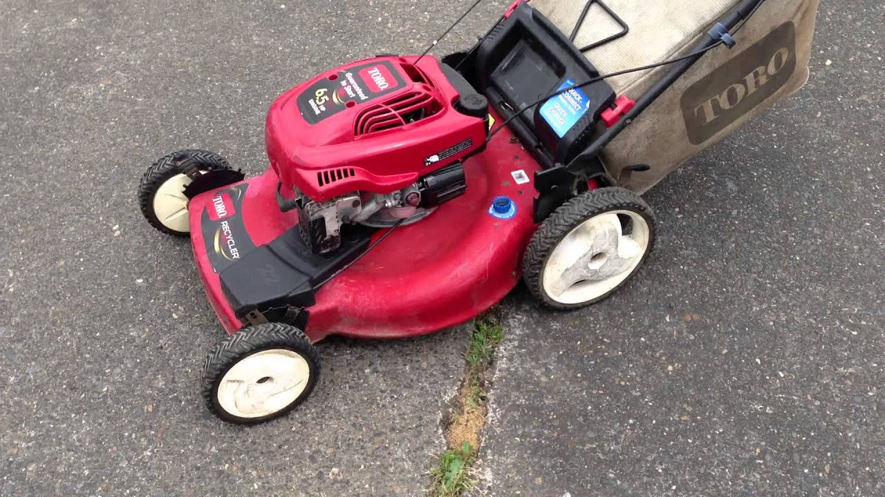 Toro Gts 6 5 Hp Lawn Mower Manual Share The Knownledge