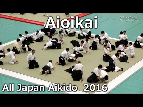 Aioikai - 54th All Japan Aikido Demonstration (2016)