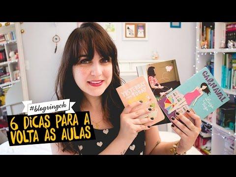 #BlogRingCH: 6 dicas da Melina Souza para a volta às aulas