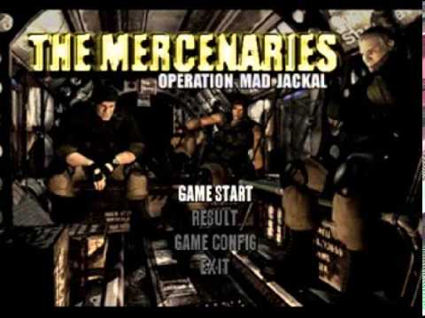 Resident Evil 3 OST The Doomed City - The Mercenaries Theme
