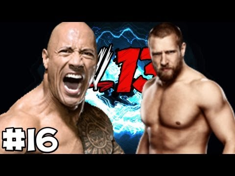 WWE 13 - Universe Mode - Episode 16 (Raw & Smackdown) (HD) (Gameplay)