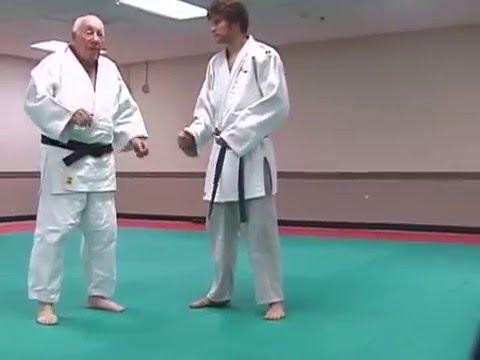 Judo - Magazine cover