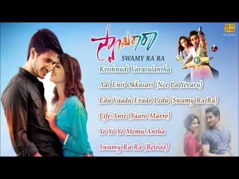 Swamy Ra Ra - Jukebox (Full Songs)