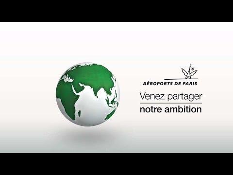 Aéroports de Paris : venez partager notre ambition