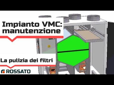 Ventilazione meccanica controllata per abitazioni, uffici e scuole