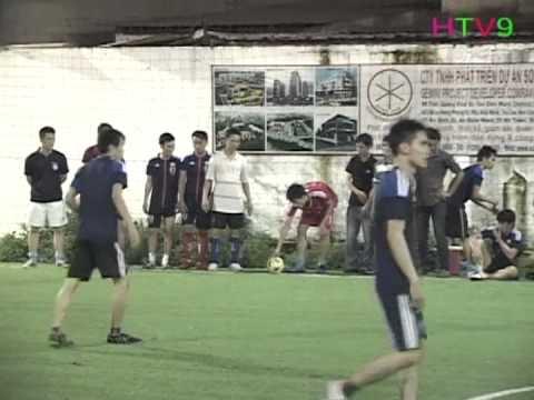 Hình ảnh trong video Giai bong da Hoi Dong Huong xa Cam Thanh