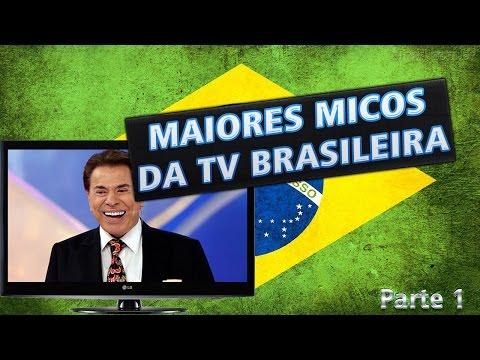 Os maiores Micos da tv brasileira