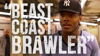 Bboy Tata In NY Subways Silverback Bboy Events X YAK FILMS