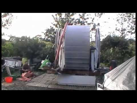 Free energy - use water with water wheel