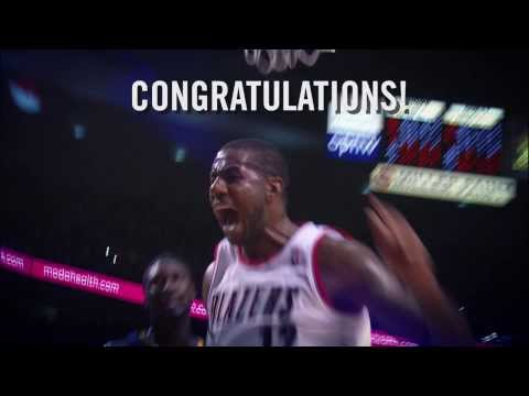 Congrats LaMarcus Aldridge - 3x All-Star