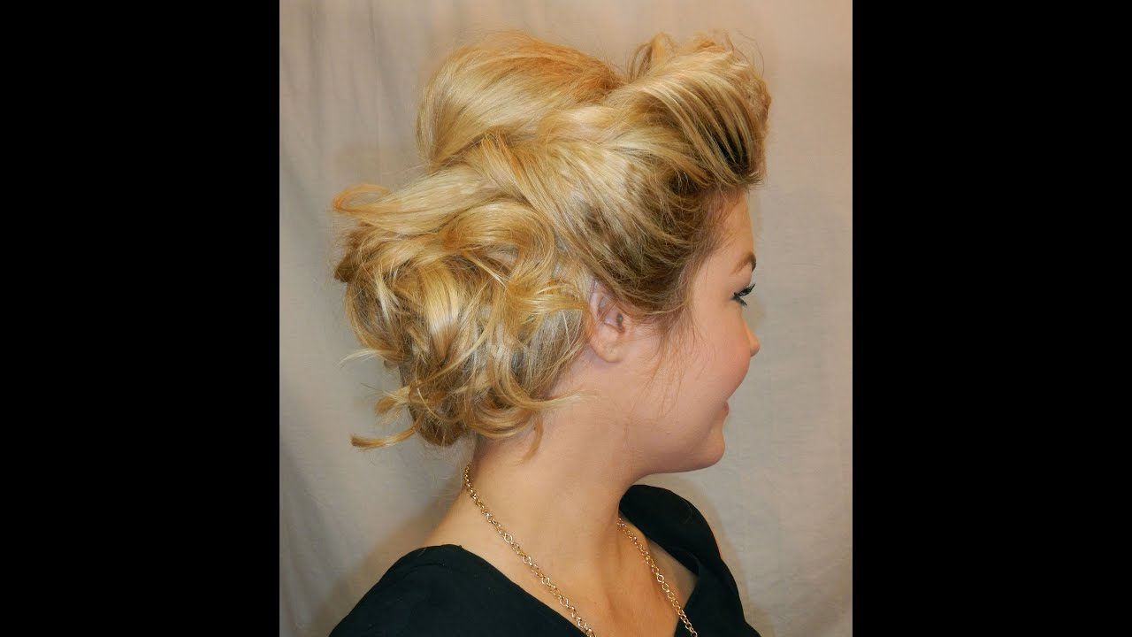 Hairstyles Using Mousse : Image Of Curly Hairstyles Emo And Amazing Cute Hairstyles Using Mousse ...