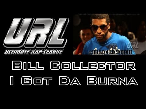 SMACK/URLTV/Big Cheese Presents Bill Collector - I Got Da Burna -2QmDLL3cbr0
