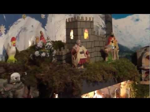 Presépios de Natal de Portugal  de 2012
