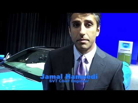 2013 Shelby GT500 Reveal