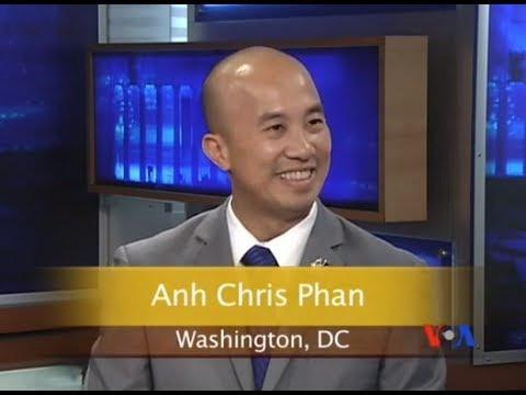 Pv: Người Mỹ gốc Việt nhận Giải thưởng Hành trình Can đảm