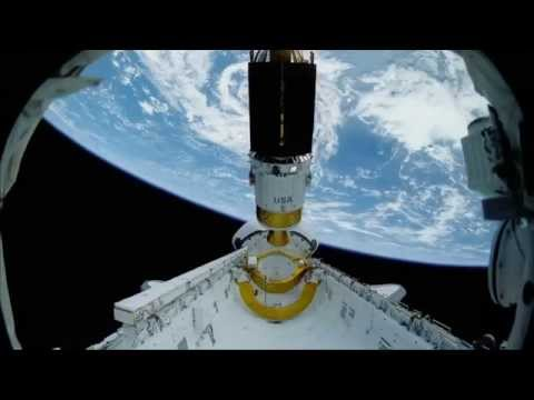 Planet Earth seen from space HD  ORIGINAL