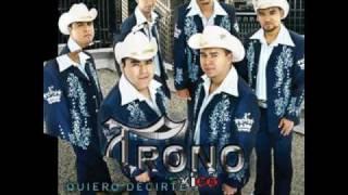 Maldito miedo (audio) El Trono de Mexico