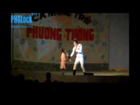Bé gái 9 tuổi song ca cùng ca sĩ Lâm Chấn Khang !
