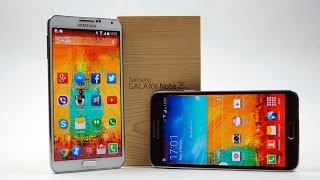 Galaxy Note 3 Neo Unboxing & Hands On