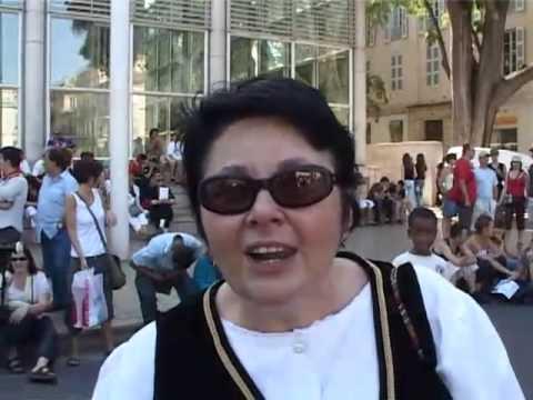 Feria de pentec te n mes au rythme du bagad tele for Tele miroir nimes