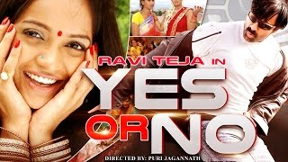 Yes Or No Ravi Teja, Tanu Roy Dubbed Hindi Full Movie