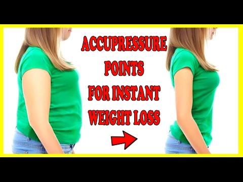 शरीर के इन सात 'प्वाइंट्स' को दबाने से होगा तेज़ी से वजन कम, Acupressure points for fast weight loss