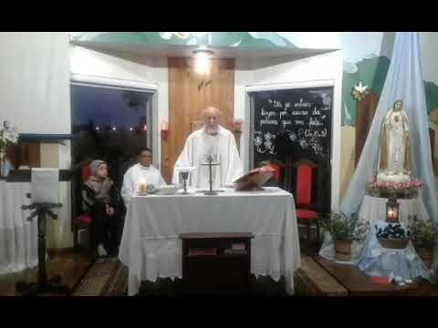 Santa Missa | 13.05.2020 | Quarta-feira | Padre José Sometti | ANSPAZ