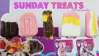 How To Make Fondant Popsicles- Sunday Treats-Edible Sweet