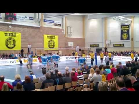 Tiikerit - Saimaa Volley 22.3.2014