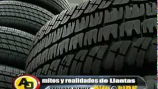 Presión de aire en los neumáticos 2/2