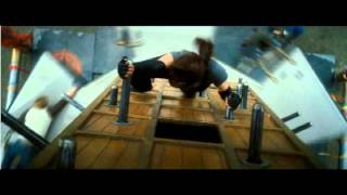 "PERCY JACKSON:SEA OF MONSTERS ""OBSTACLE TOWER"" W/ ""LIGHT"