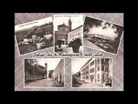 Album antiche cartoline di Montefiore dell'Aso (AP)