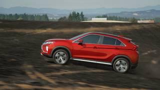 Тест-драйв Mitsubishi Eclipse Cross (10-минутная версия). АвтоВести выпуск Online. Видео Авто Вести Россия 24.