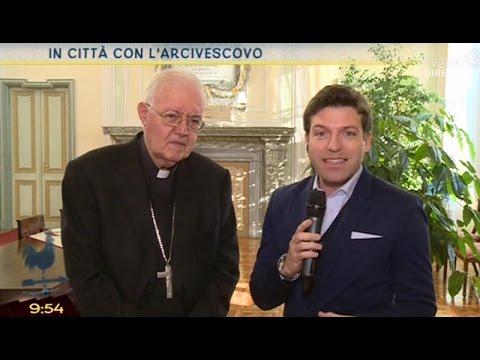 Torino: in città con l'arcivescovo