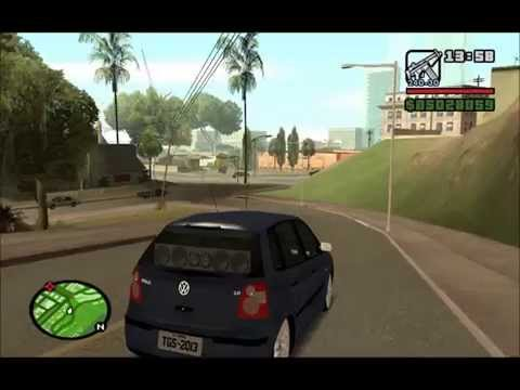 Role De VW POLO 2.0 GTA SAN ANDREAS - MC DEDE