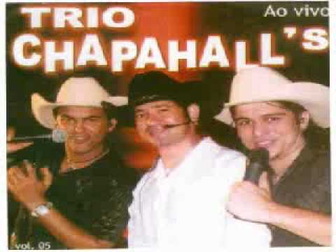 Trio chapahalls ao vivo - treme treme