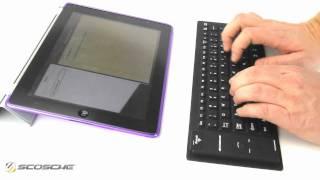 Scosche FreeKEY Bluetooth Wireless Keyboard