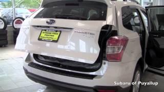 2015 Subaru Forester Review