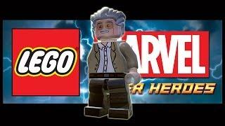 LEGO: Marvel Super Heroes I Wanna Meet Stan Lee (FREE