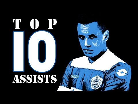 TOP 10 QPR ASSISTS OF THE 2013/14 SEASON