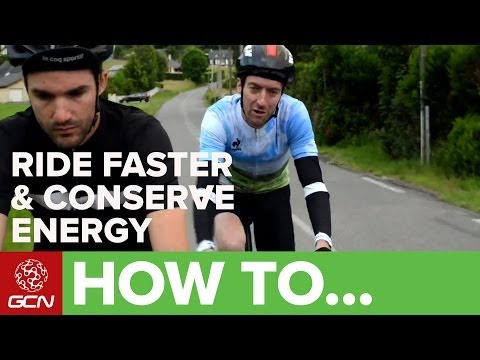 How To Ride Faster & Preserve Energy At L'Étape Du Tour