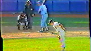 Yankees Opening Day 1986 - Highlights and Last Three Innings