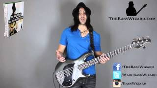 Bass Lessons - Tips and Tricks #1 (The Bass Wizard)