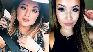 Kylie Jenner Lipstick Tutorial