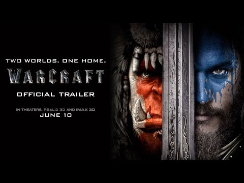 Warcraft (2016) Trailer, Warcraft 2016 - Official Trailer (Full HD)  www.warcraftmovie.com